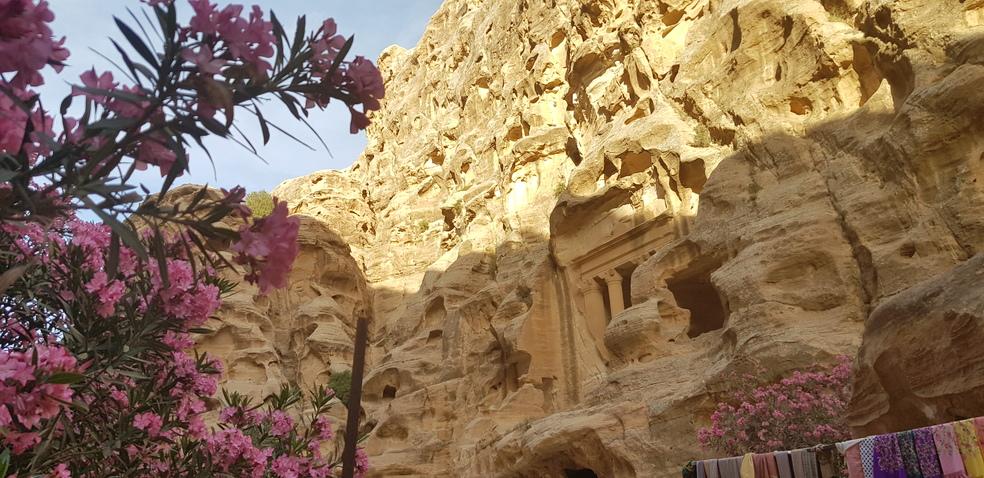 Madaba, Monte Nebo y pequeña Petra